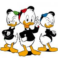 Kwik, Kwek en Kwak